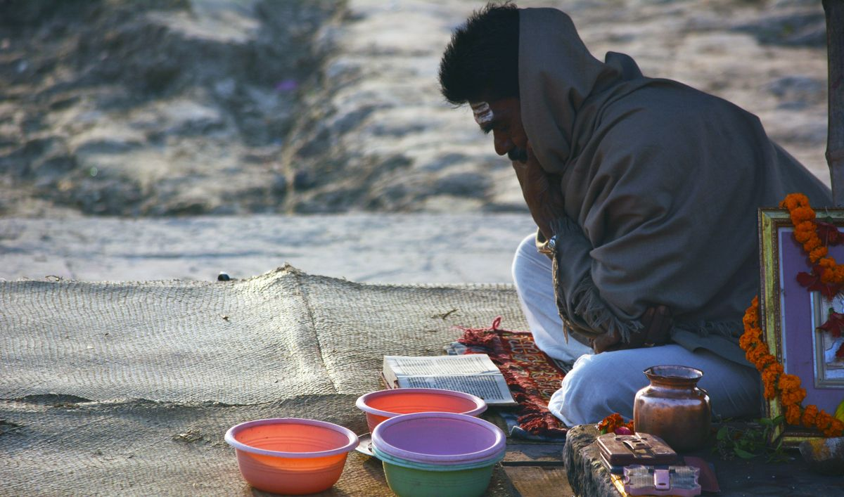 L'interprétation des rêves en Islam sur le mendiant.